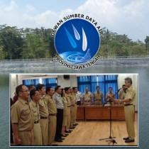 Gubernur Kukuhkan Dewan Sumber Daya Air Provinsi Jawa Tengah Periode 2014 – 2018